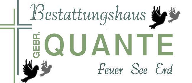 Bestattungshaus Quante Südkirchen - Home